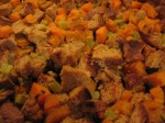 Sweet potato stuffing