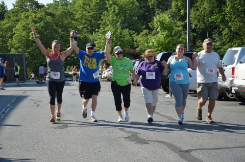 Photo credit: Mike Fleming, courtesy of Howard County Striders.